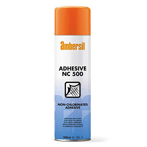 AMBERSIL POOL AND SNOOKER TABLE CLOTH SPRAY GLUE** from SGL