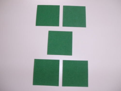 PACK OF 5 POOL / SNOOKER TABLE CLOTH REPAIR PLASTERS** from SGL