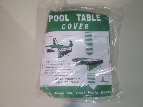 POOL TABLE COVER TO FIT 6 ft TABLES** from SGL