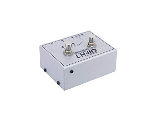 OMNITRONIC 10355110 LH Acoustic Yellow) 110 A/B Switch from Omnitronic