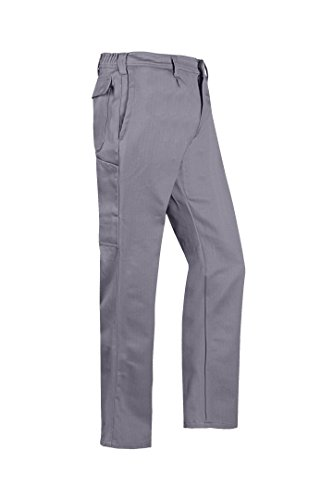 SIOEN 003VN2PIFM44I56 Altea Flame retardant anti-static trousers, Long 56, Grey from SIOEN