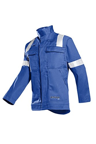 SIOEN 009VA2PFAH46054 Montero Offshore Jacket with ARC Protection, EUR 54, Royal Blue from SIOEN
