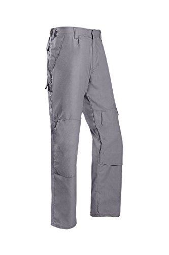 SIOEN 021VN2PF9M44P50 Varese Trousers with ARC Protection, Short 50, Grey from SIOEN