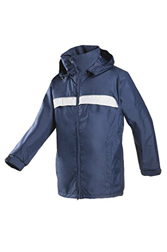 SIOEN 389AA2NI49232XL Arak Winter rain jacket, XX-Large, Navy/Grey from SIOEN