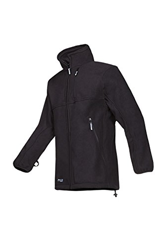 SIOEN 443ZA2TJBN152XL Tortolas Fleece Jacket, 2X-Large, Black from SIOEN