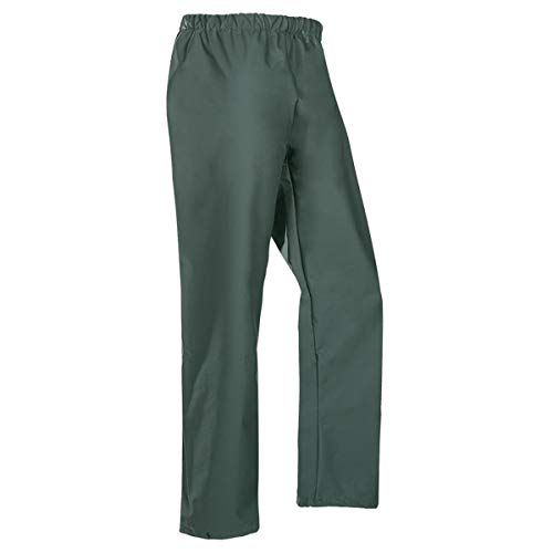 SIOEN 4500A2FC1A412XL Rotterdam Rain Trousers, 2X-Large, Green Khaki from SIOEN
