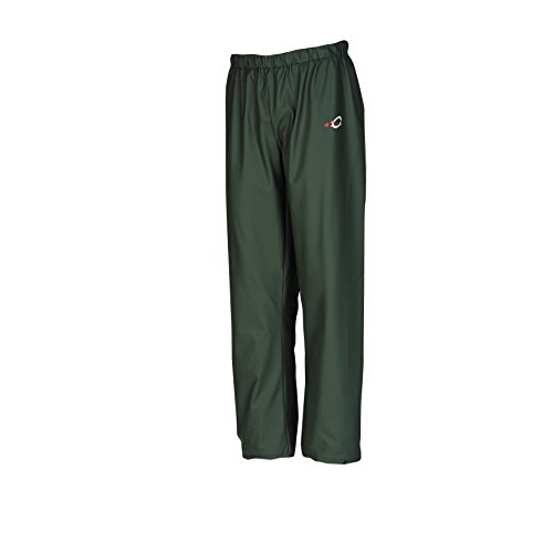 SIOEN 4500A2FC1A41XL Rotterdam Rain Trousers, X-Large, Green Khaki from SIOEN