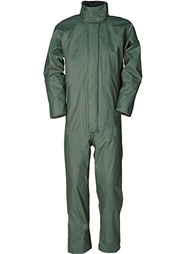 SIOEN 4964A2FC1A41XL Montreal Coverall, X-Large, Green Khaki from SIOEN