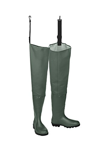 SIOEN 701AA2B17A96V44 Ventry Hip Wader, V44, Green Khaki from SIOEN
