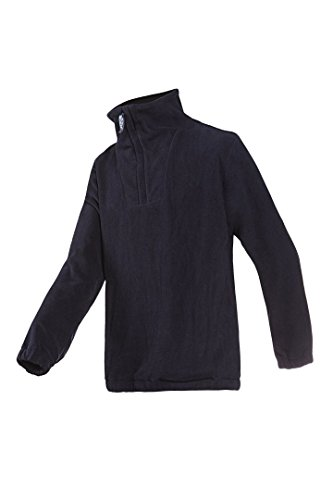 SIOEN 9854N2TF5B752XL Urbino Fleece Sweater with ARC Protection, XX-Large, Navy Blue from SIOEN