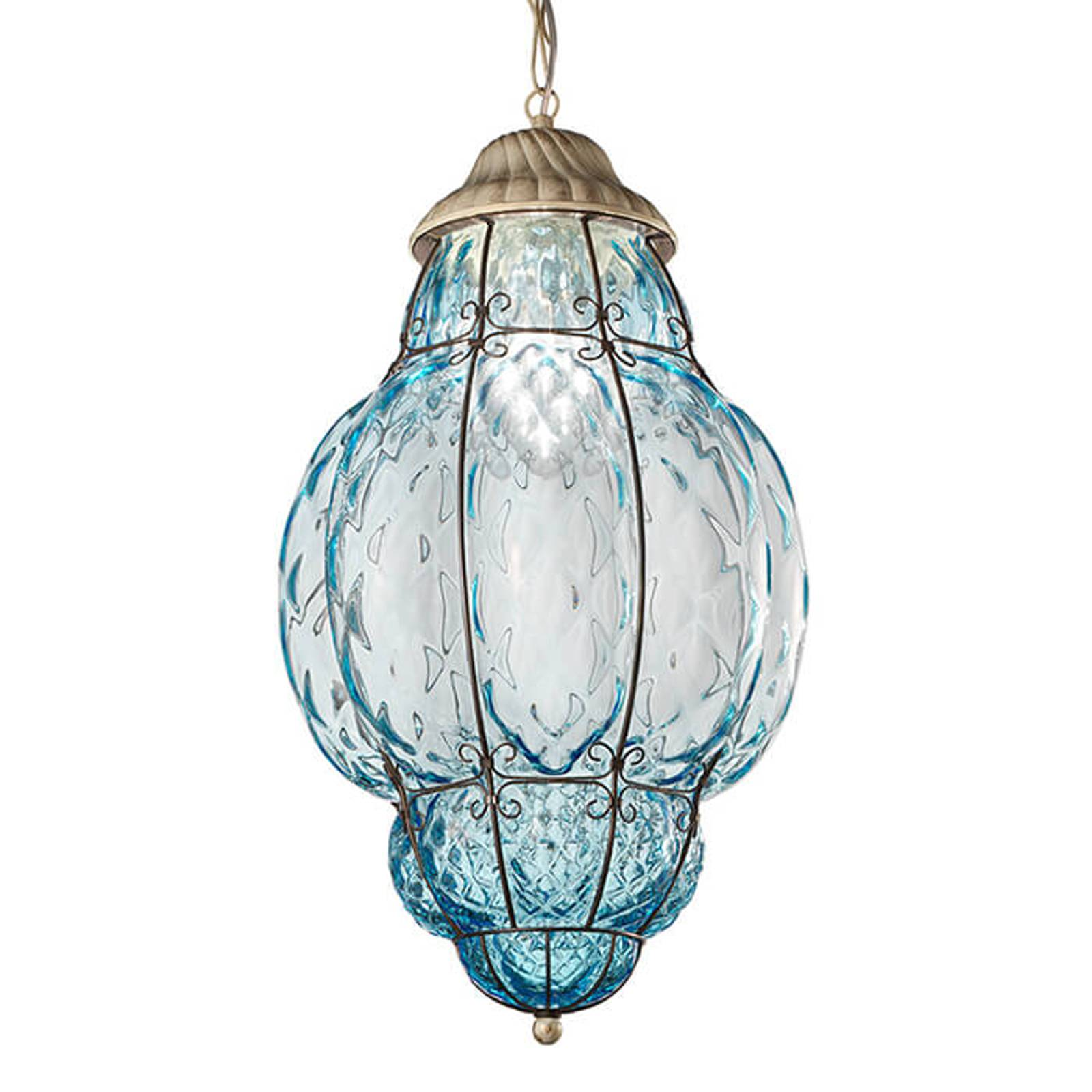 Extravagant Classic hanging light for outdoors from Siru