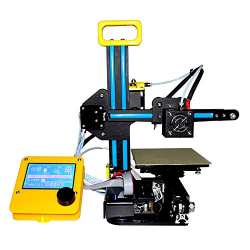 3D Printer CR-7/Ender-3X Upgraded Tempered Glass Optional,Resume Power Failure Printing DIY KIT Hotbed 8GB+SD from SJSF L