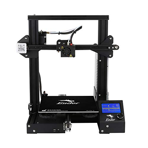 3D Printer Ender-3S Large Printing Size 220 * 220 * 250Mm Aluminum Frame Desktop DIY Half Assembled Kit from SJSF L