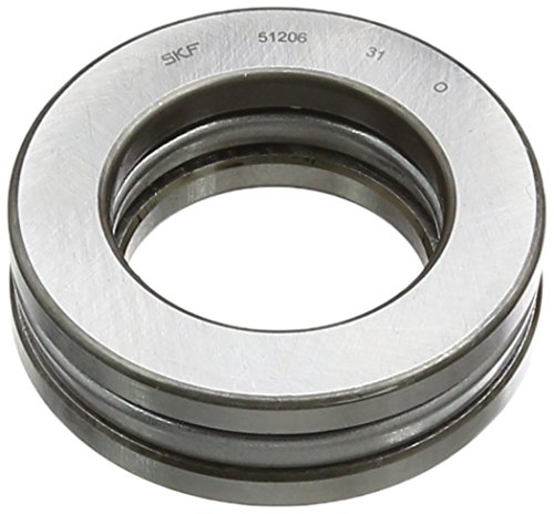 SKF 51206 Thrust Ball Bearing Single Direction from SKF