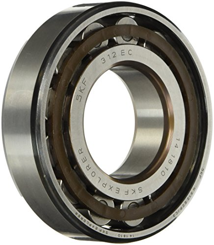 SKF N 312 ECP/C3 Cylindrical Roller Bearing Single Row from SKF