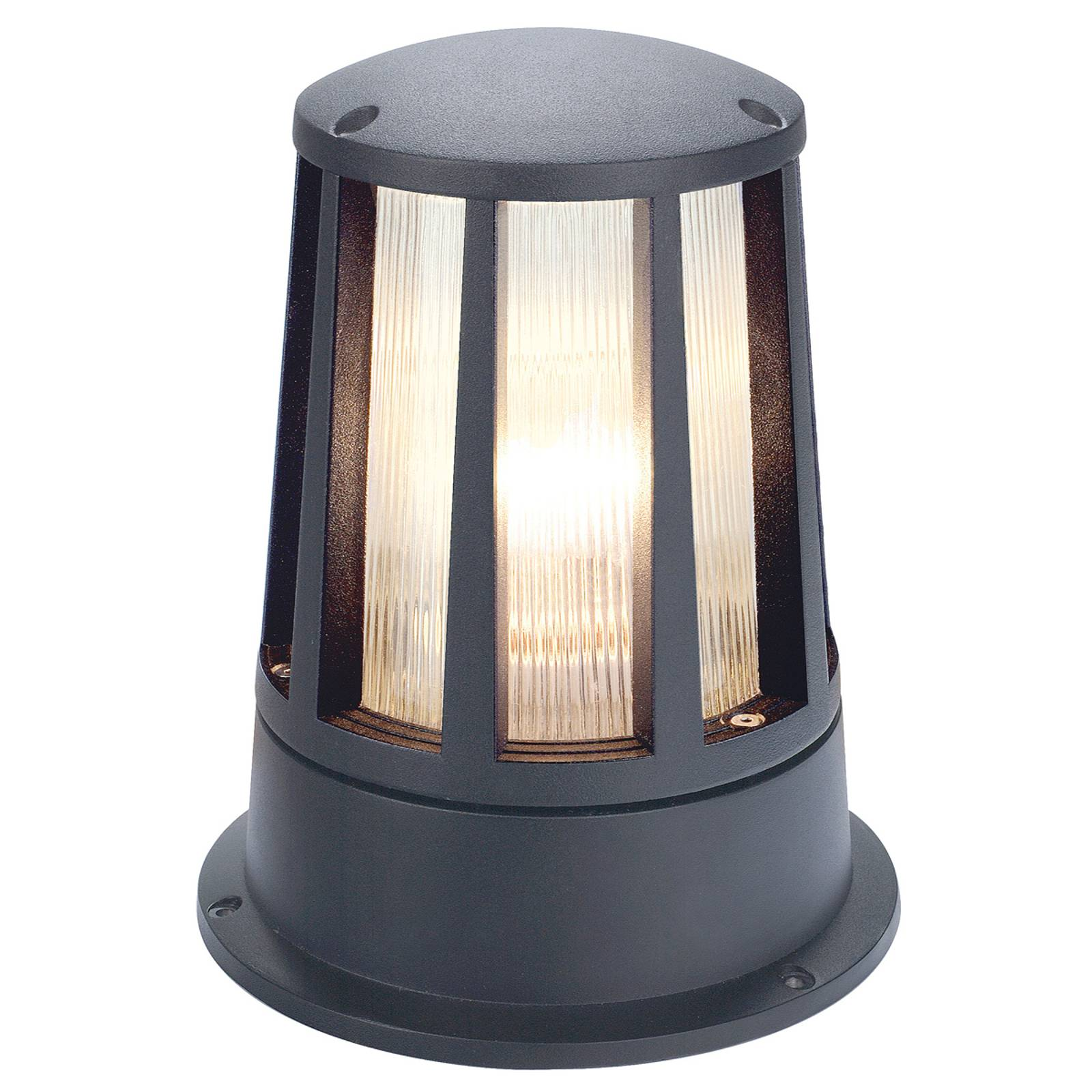 Cone Pillar Light in Anthracite IP54 from SLV