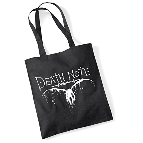 Death Note Anime Manga Inspired Tote Bag from SMARTYPANTS