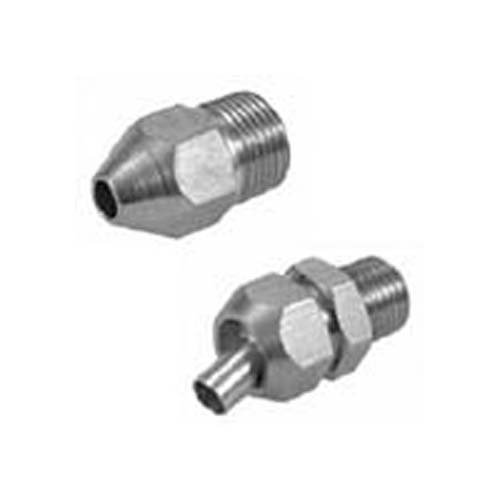 SMC KNK-R02-600 Swinging Nozzle, Male Thread from SMC