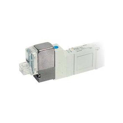 SMC SY7140-4DZ-Q 5 Port Solenoid Valve from SMC