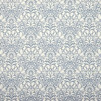 Ruskin Curtain Fabric Cobalt from SMD