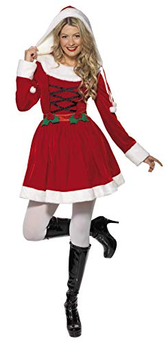 Smiffys Miss Santa Costume from Smiffys