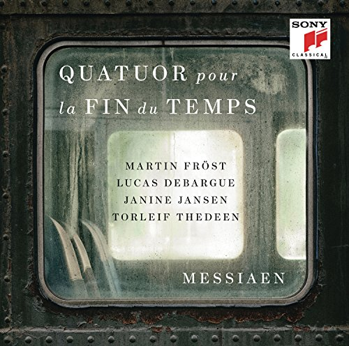Messiaen: Quatuor Pour La Fin Du Temps (Quartet For The End Of Time) from SONY CLASSICAL