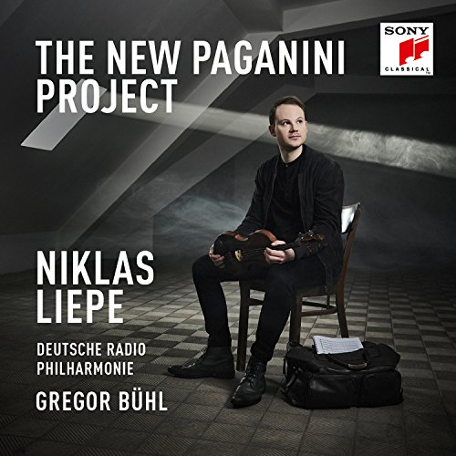 New Paganini Project from SONY CLASSICAL