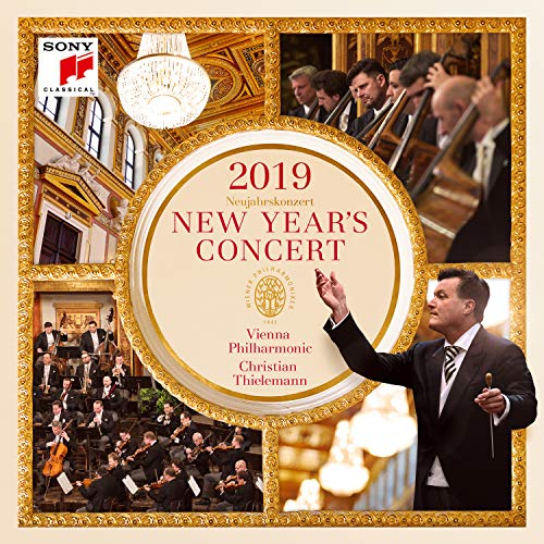 New Year's Concert 2019 / Neujahrskonzert 2019 / Concert Du Nouvel An 2019 from SONY CLASSICAL