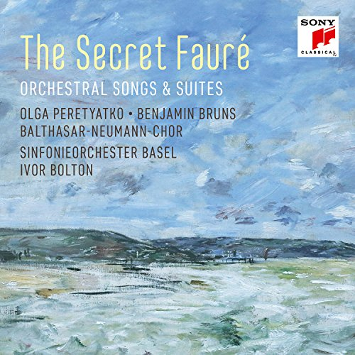Secret Faure:.. from SONY CLASSICAL