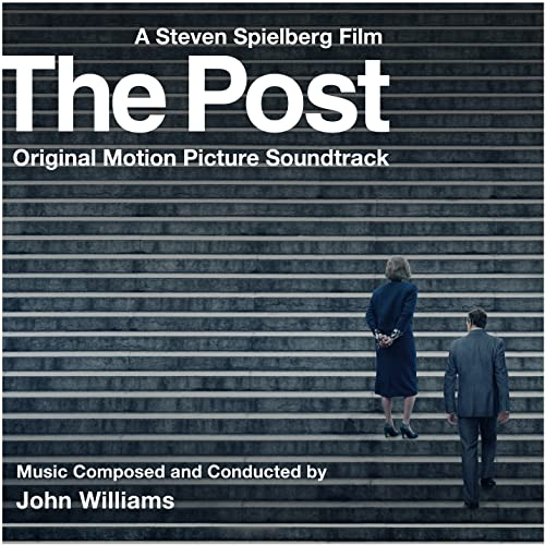 The Post (Original Motion Picture Soundtrack) from SONY CLASSICAL