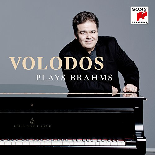 Volodos Plays Brahms from SONY CLASSICAL