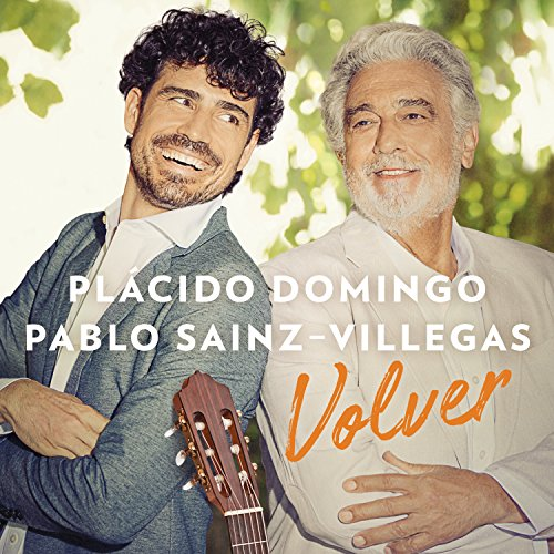 Volver from SONY CLASSICAL