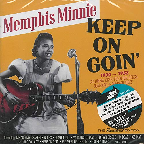 Keep On Goin' 1930-1953 from SOUL JAM