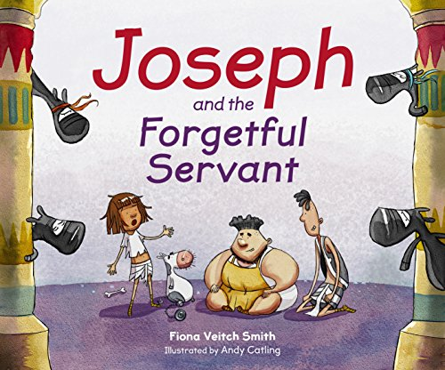 Joseph and the Forgetful Servant (Young Joseph 4) from SPCK Publishing