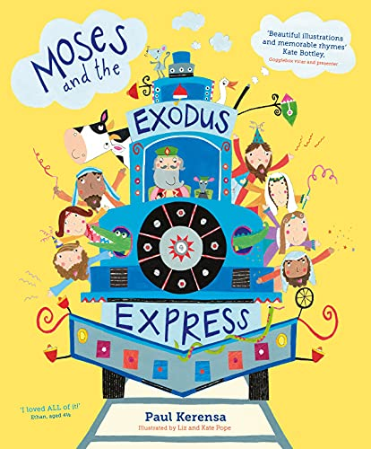Moses and the Exodus Express from SPCK Publishing