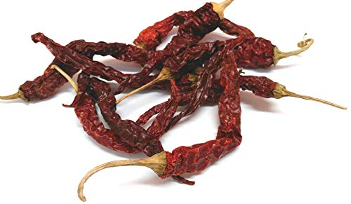 Kashmiri Chillies Whole, Premium Quality, Free P&P to The UK (450g) from SR-SPEEDRANGE