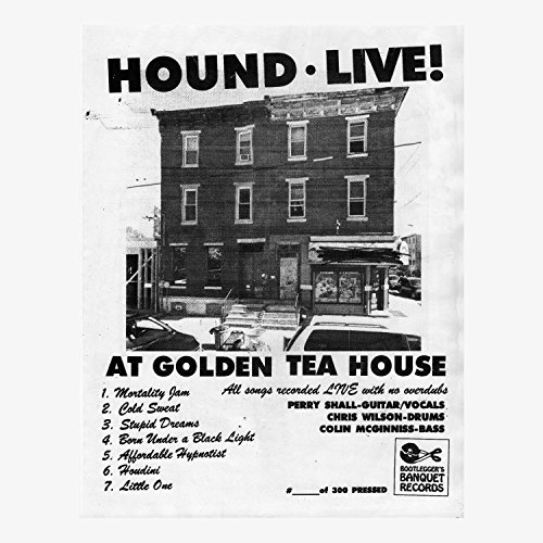 Live! At Golden Tea House [VINYL] from SRA RECORDS / BO