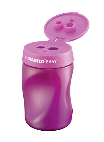 Sharpener - STABILO EASYsharpener Right Handed Pink from STABILO
