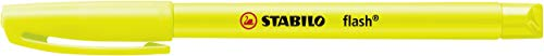 Stabilo 1 - 4 mm Flash Neon Highlighter - Yellow from STABILO
