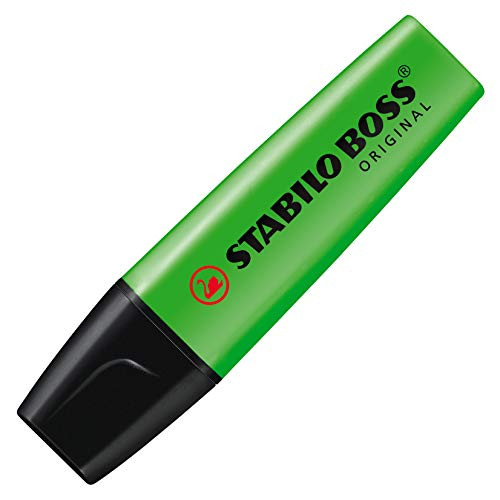 Stabilo 70/33 Boss Original Highlighter Pen - Green from STABILO