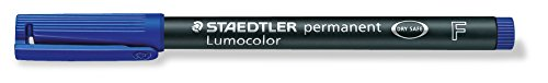 Staedtler Retro Permanent Fineliner Pen - Blue from STAEDTLER
