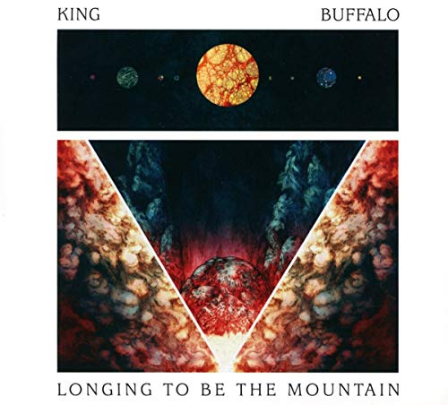 Longing To Be The Mountain from STICKMAN RECORDS
