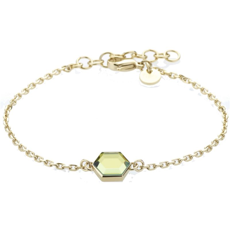 Ladies STORM Gold Plated Mimoza Bracelet from STORM Jewellery