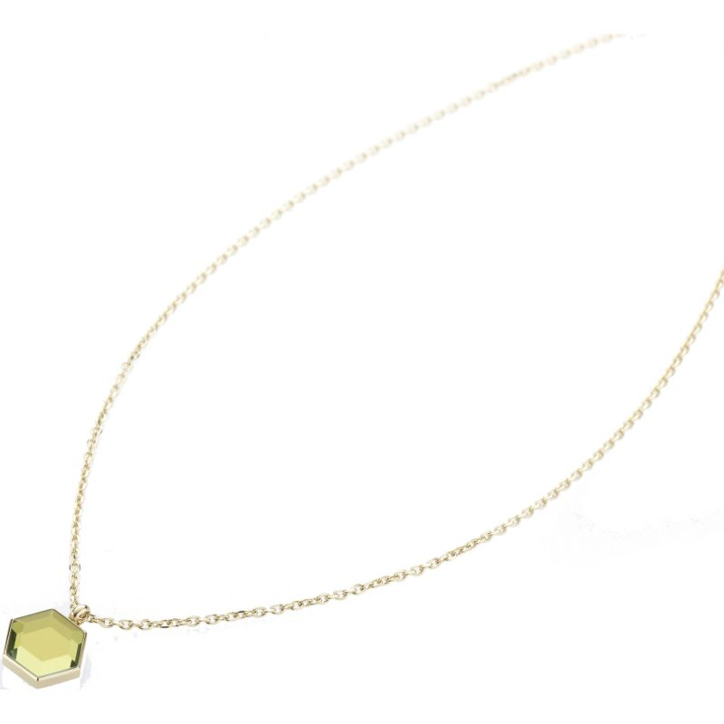 Ladies STORM Gold Plated Mimoza Necklace from STORM Jewellery
