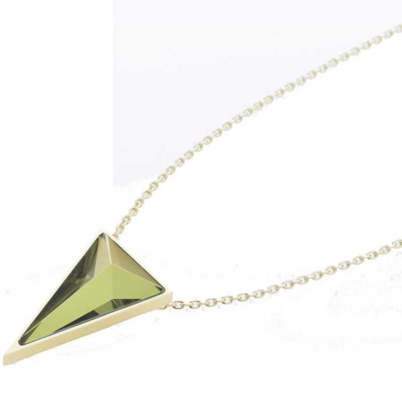 Ladies STORM Gold Plated Triana Necklace from STORM Jewellery