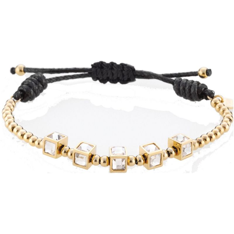 Ladies STORM Gold Plated Zora Bracelet from STORM Jewellery