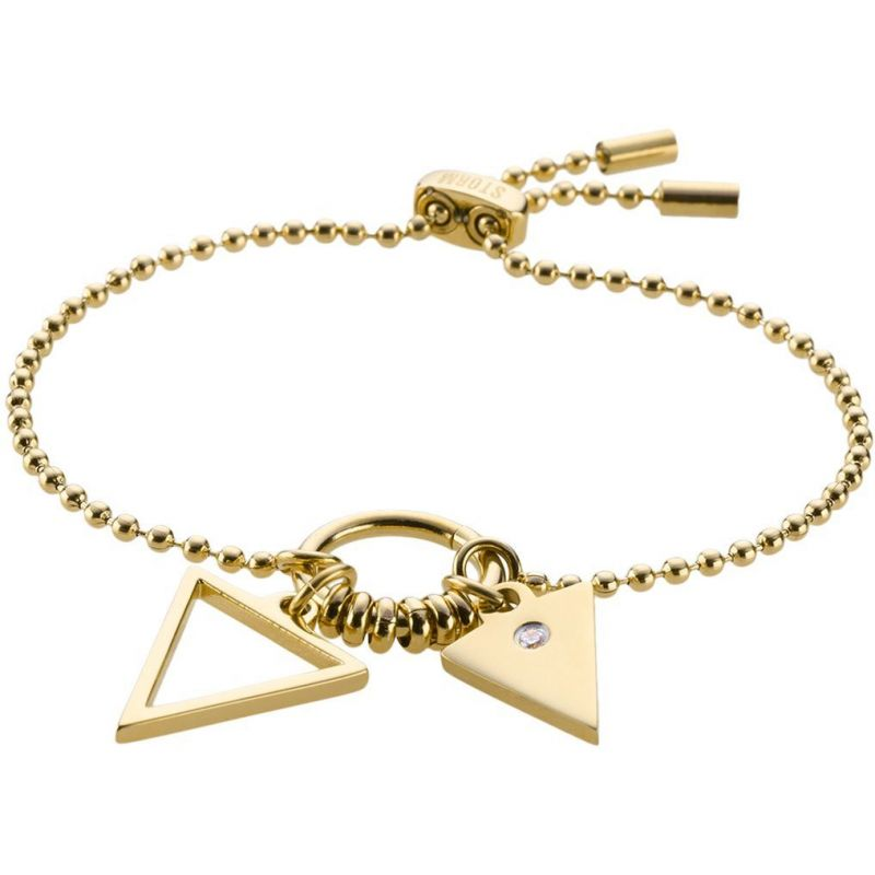 Ladies STORM PVD Gold plated Rohaise Bracelet from STORM Jewellery