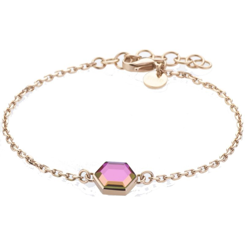 Ladies STORM Rose Gold Plated Mimoza Bracelet from STORM Jewellery