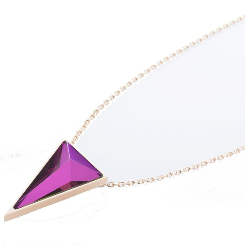Ladies STORM Rose Gold Plated Triana Necklace from STORM Jewellery