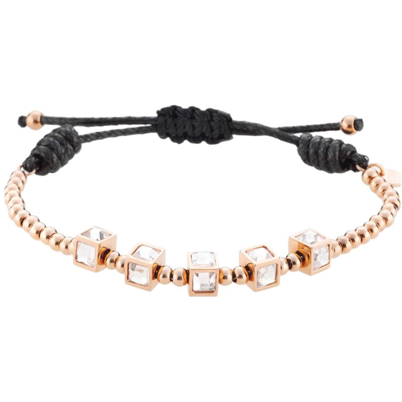 Ladies STORM Rose Gold Plated Zora Bracelet from STORM Jewellery